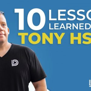 10 Lessons Learned From Tony Hsieh 🙏