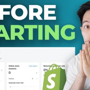 7 Things to Do BEFORE You Start Dropshipping