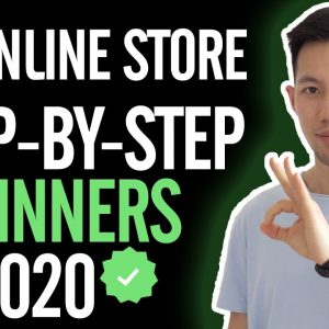 Beginners Guide to PROFITABLE Ecommerce Store in 30 Minutes – 2020 Strategy