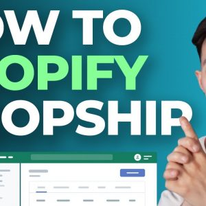 Introduction to SHOPIFY Dropshipping in 2021 (Full Guide)