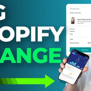 Shopify just dropped Game-Changing NEW Features! (Dropshipping & Ecommerce)