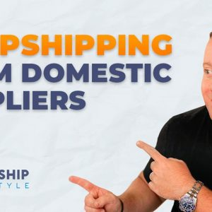 Dropshipping From Domestic Suppliers 🇺🇸 🇦🇺 🇬🇧 🇩🇪