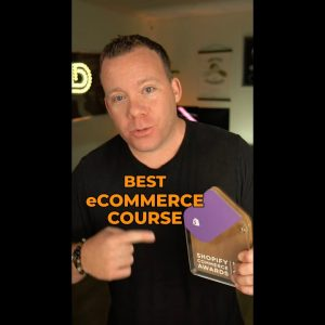 Dropshipping Mini-Course: Introduction (Video 1/10) #shorts