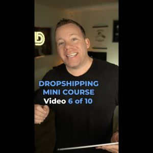 How To Sell Dropshipped Products (Video 6/10) #shorts